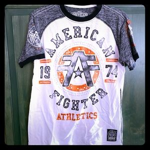 American Fighter T-shirts Sz S